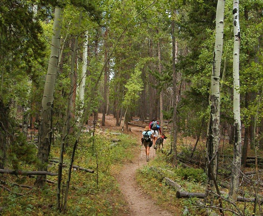 Trails Routes Bike Estes