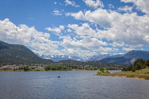 Around Lake Estes (Easy)