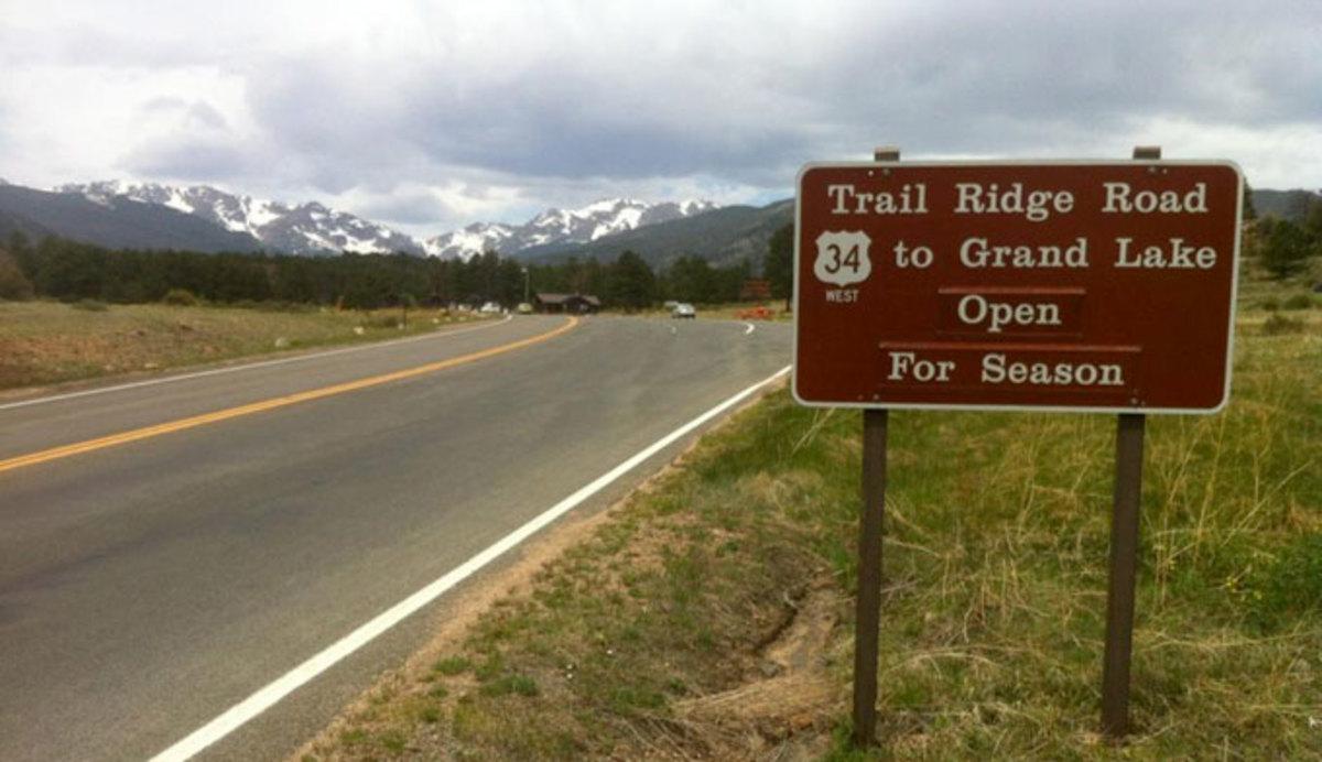 Estes Park to Grand Lake (Difficult) – Bike Estes